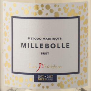 Mille Bolle PINOT NERO OLTREPO PAVESE DOC
