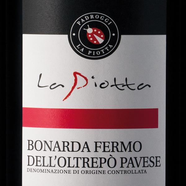 BONARDA DELL'OLTREPÒ PAVESE DOC FERMO
