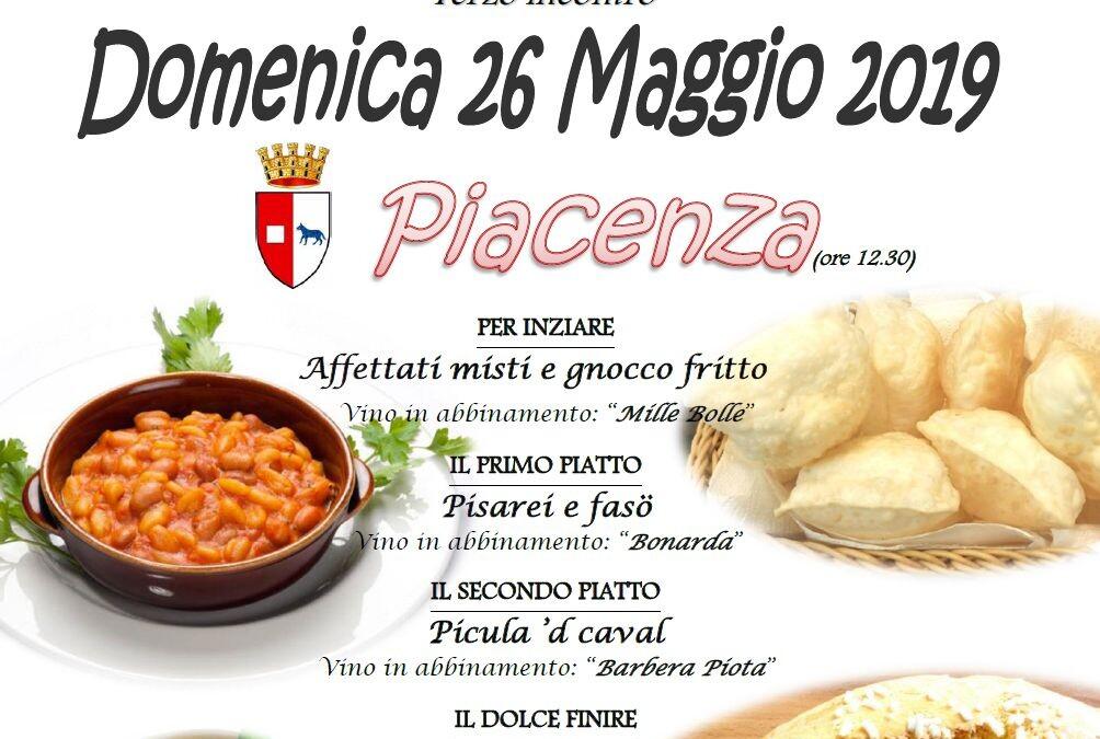 La Piotta incontra Piacenza